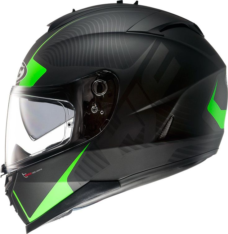HJC IS-17 Mission : le casque intégral polyvalent