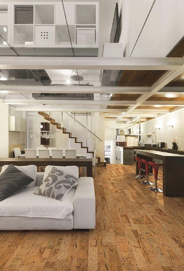 Cork Deco Flooring Collection