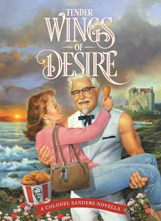 Canadian Bookworm: Tender Wings of Desire