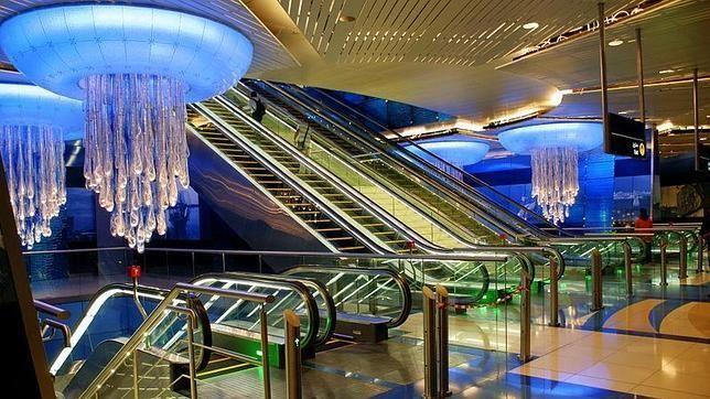 Estación Khaleed bin Waleed (Dubai, EAU)