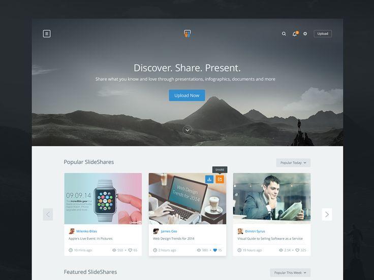 SlideShare by Iftikhar Ahmad