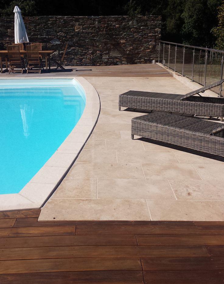 11 best piscine et plage en dallage pierre naturelle de bourgogne images on pinterest paving. Black Bedroom Furniture Sets. Home Design Ideas