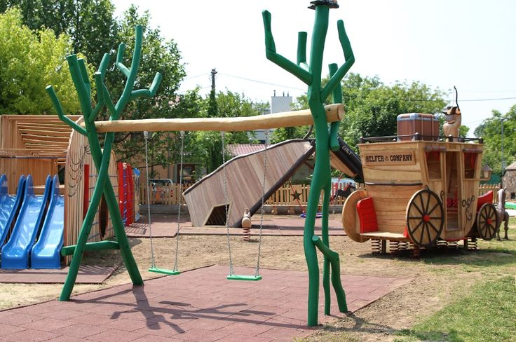 Tematikus játszóterek ‹ Tematikus akácfa gyerek játszótér