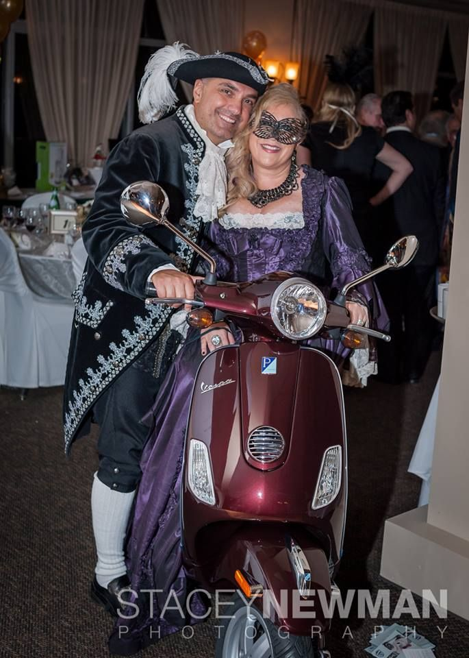 ICCM Venetian Masquerade Gala - Love is in the air with Peter & Rosanna Conteduca www.iccm.ca