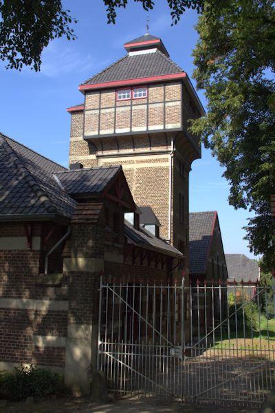 Watertoren Heerlen Imstenrade