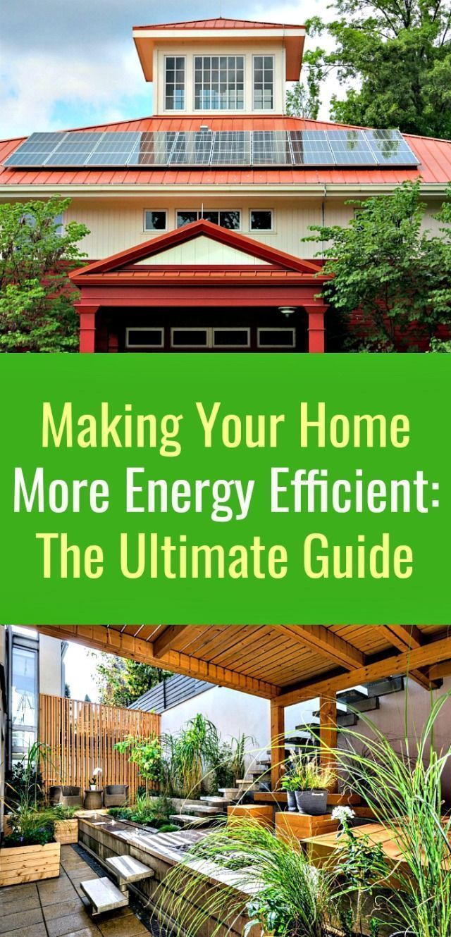 Making Your Home More Energy Efficient The Ultimate Guide Efficient Energy Guide Home In 2020 Sustainable Architecture Energy Efficient Homes Sustainable Energy