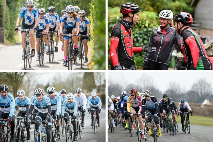 11 reasons to join a cycling club