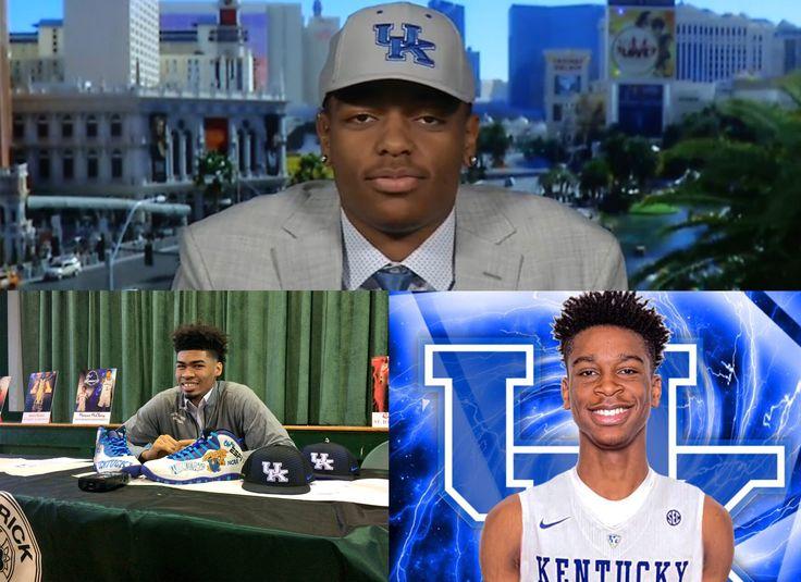 2013 Recruits Uk Basketball And Football Recruiting News: University Of Kentucky Basketball, Football, And