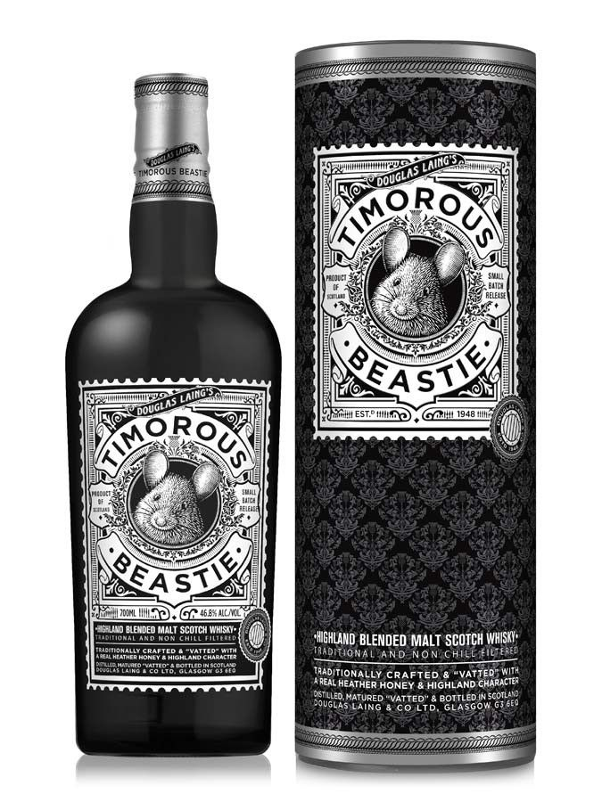 timorous beastie | Whisky TIMOROUS BEASTIE 46,8% - Maison du Whisky