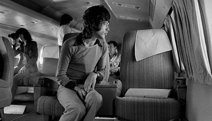 José Cuervo retrocede en el tiempo para presentar un conocido vuelo de los Rolling Stones de 1972