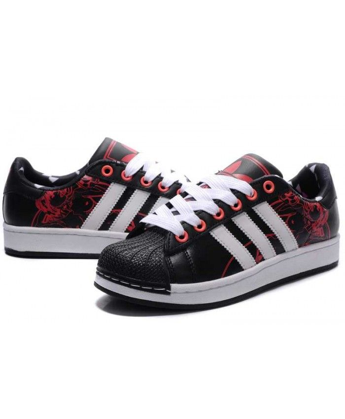 30619eff32e Cheap Adidas Superstar Mens Red Sale Online T-1083