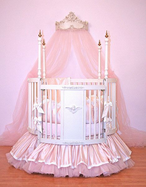 1000 Ideas About Round Cribs On Pinterest Baby Cribs