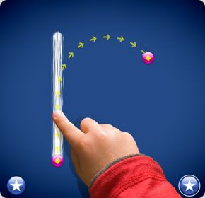This is a spectacular app for implementing and practicing fine motor skills, and for beginning the process of building a strong foundation for reading and math readiness skills.
