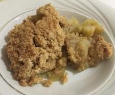 Recipe Apple Crumble by Tracy's Thermomix - Recipe of category Desserts & sweets