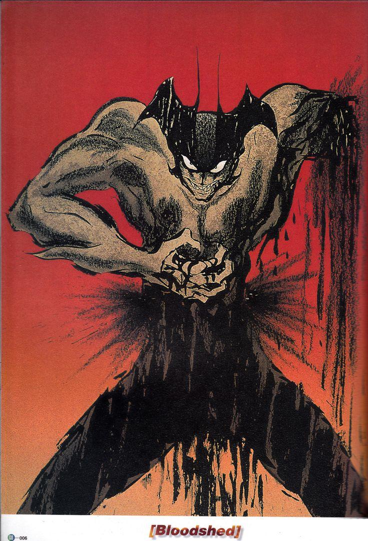 Devilman by Go Nagai