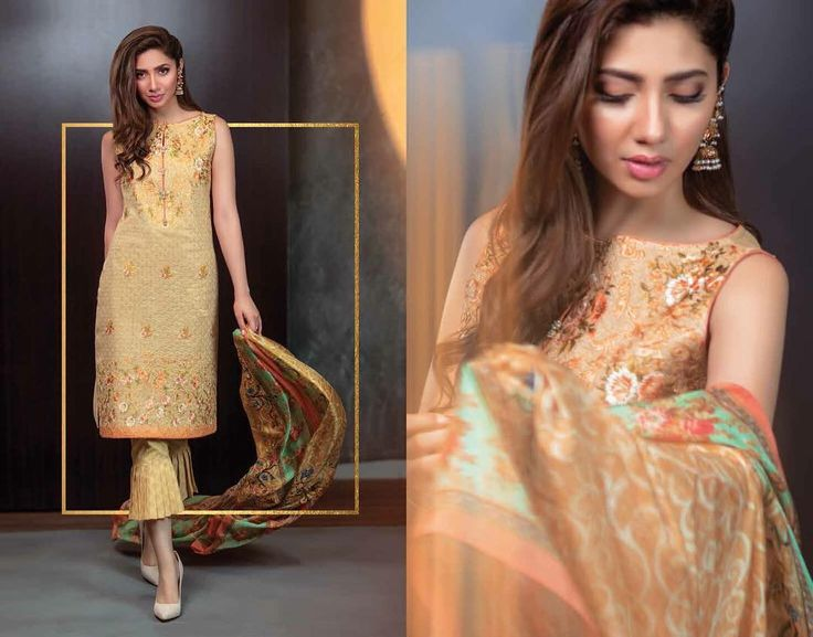 """395 Likes, 3 Comments - Syra (@style_desire_atire) on Instagram: """"#Alkaram festive Eid Collection  Featuring gorgeous #MahirahKhan ❤️❤️ Dm to place an order.…"""""""
