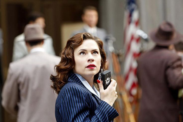 Comic-Con: Marvel's Agent Carter Is Going to Hollywood, Lash Will Join Agents of S.H.I.E.L.D.