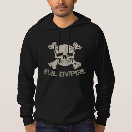 Skull Evil Empire Hoodie - diy cyo customize gift idea personalize