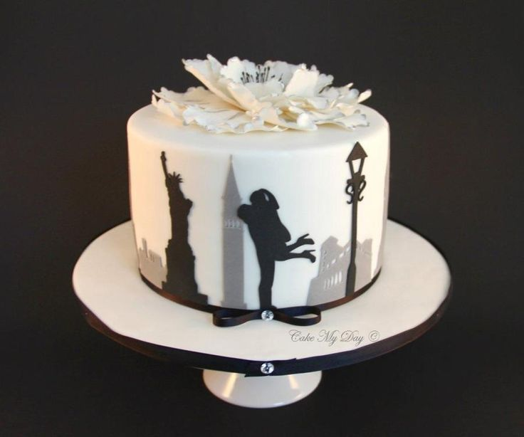 Amazing Birthday Cakes, New York Party And Girl Cakes
