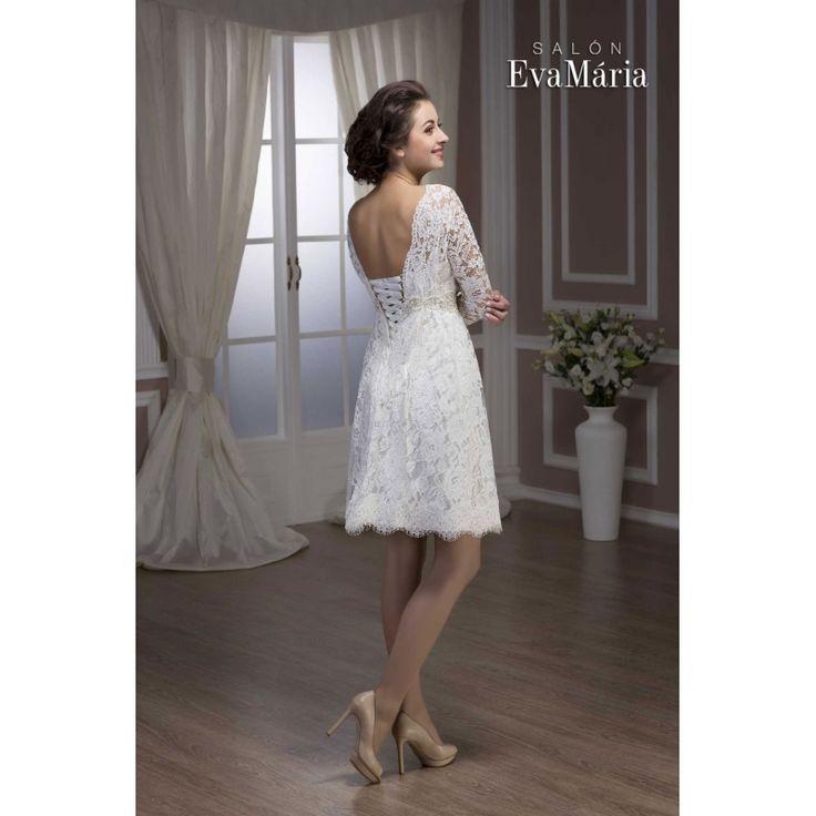Čipkované svadobné šaty Shade