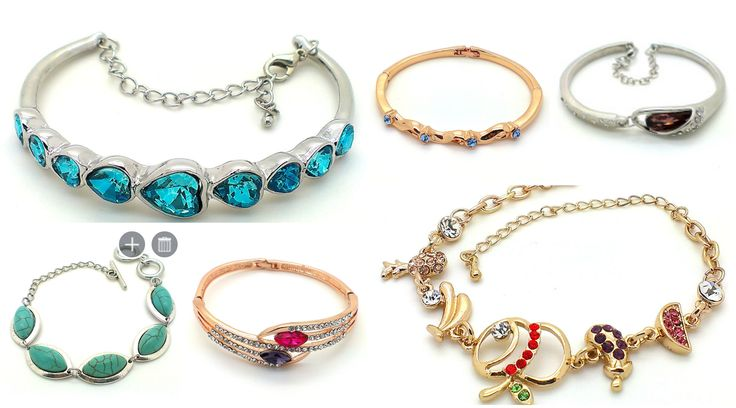 Buy online fashion and artificial bracelets, bangles for women in India. Shopping bracelets and bangles for adjustable size, allergy free, forever shining. Visit Now @ Trendymela.com