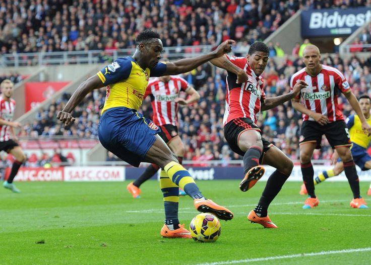 Sunderland 0 Arsenal 2 - Danny