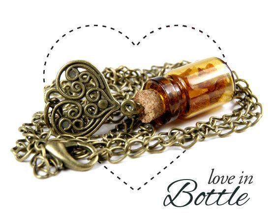 Love in bottle :)