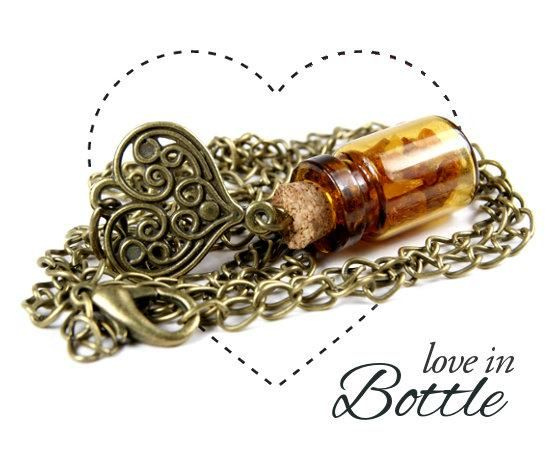 Love in bottle :)
