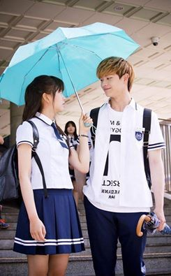 Who Are You - School 2015 tae-kwang & eun-bi