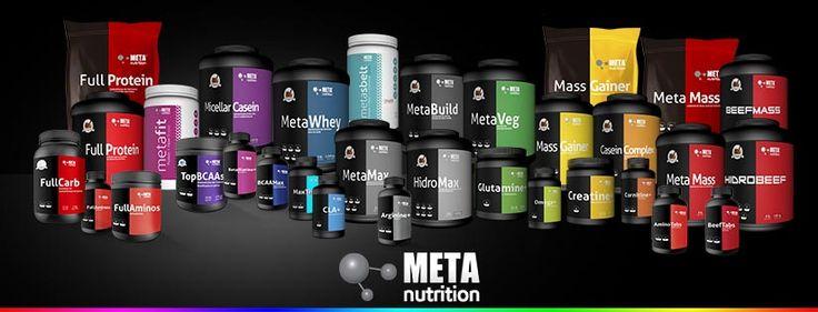 Suplementos Deportivos Meta Nutrition México.   ¡Conócenos!