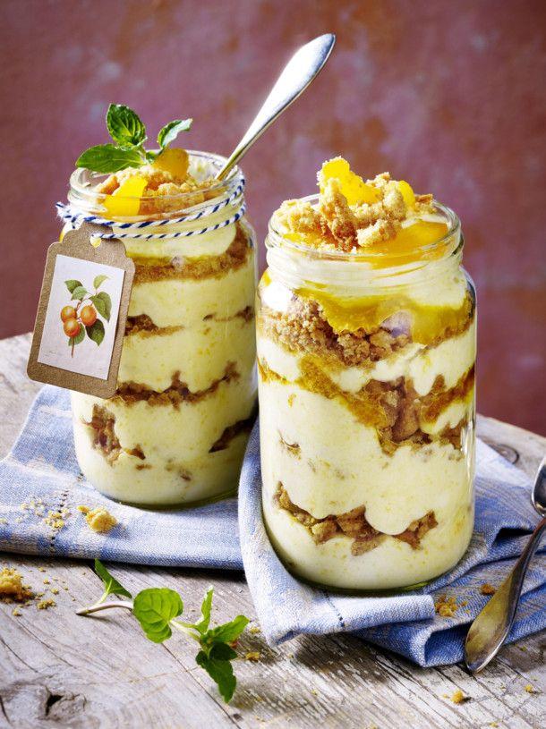 Unser beliebtes Rezept für Sahne-Joghurt-Aprikosen-Dessert und mehr als 55.000 weitere kostenlose Rezepte auf LECKER.de.