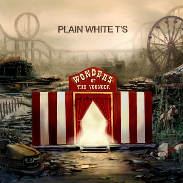 Plain White T's (USA) - WONDERS OF THE YOUNGER - Pop/rock sensibile [6]
