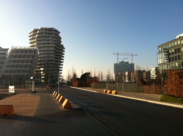 Port of Hamburg, HafenCity, Marco Polo Tower
