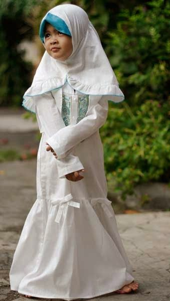 41 Best Kids Abaya Images On Pinterest