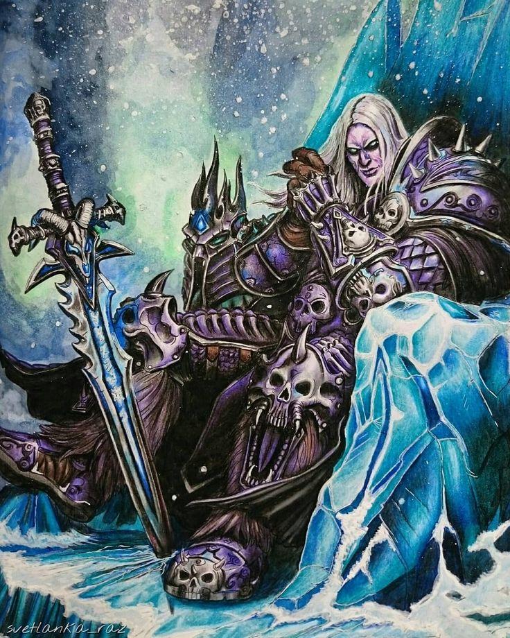 Пин на доске World of Warcraft