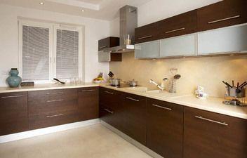 Podoba Ci się drewno w kuchni? Poznaj tą wyjątkową aranżację.