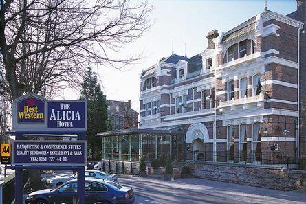 BEST WESTERN Alicia Hotel, Liverpool