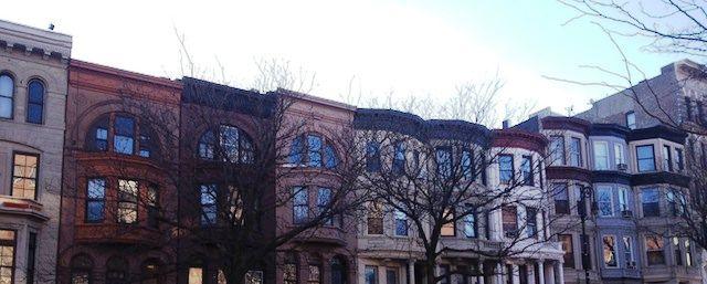 Harlem Brownstones ©MitchellHall