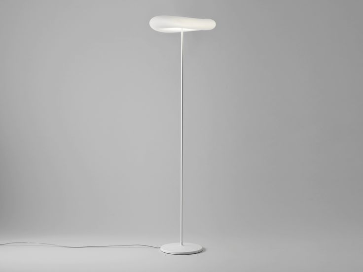 Magoo floor lamp by linea light group design mirco crosatto