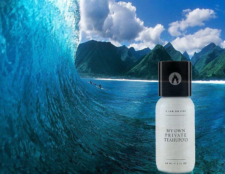 #alabonfire #myownprivateteahupoo #perfume  #Antarctica #Tahiti #teahupoo #salty #sea #waves #seascent #fragipani #saltyvibes Only at #rosinaperfumery #giannitsopoulou6 #glyfada #greece #shoponline : www.rosinaperfumery.com