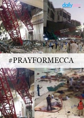Pray for Mecca