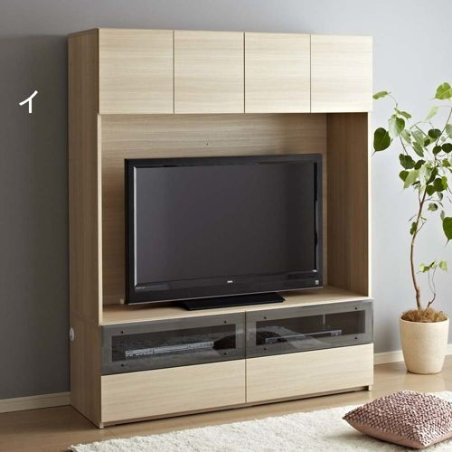 【日本製】毎日の使いやすさを考えたテレビ収納システム テレビ台 幅140cm[52インチ液晶テレビ収納可能サイズ] 通販 - ディノス