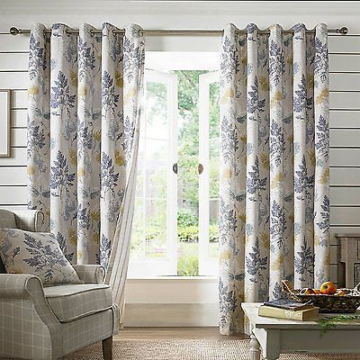17 Best ideas about Blue Lined Curtains on Pinterest   Blue master ...