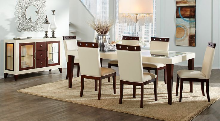 25 Best Contemporary Dining Room Sets Ideas On Pinterest Contemporary Dini