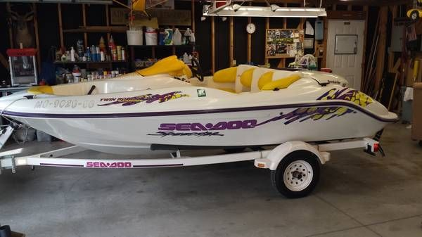 see doo speadster 1996 boat | Seadoo Speedster 1996 Jet Boat Boats For Sale