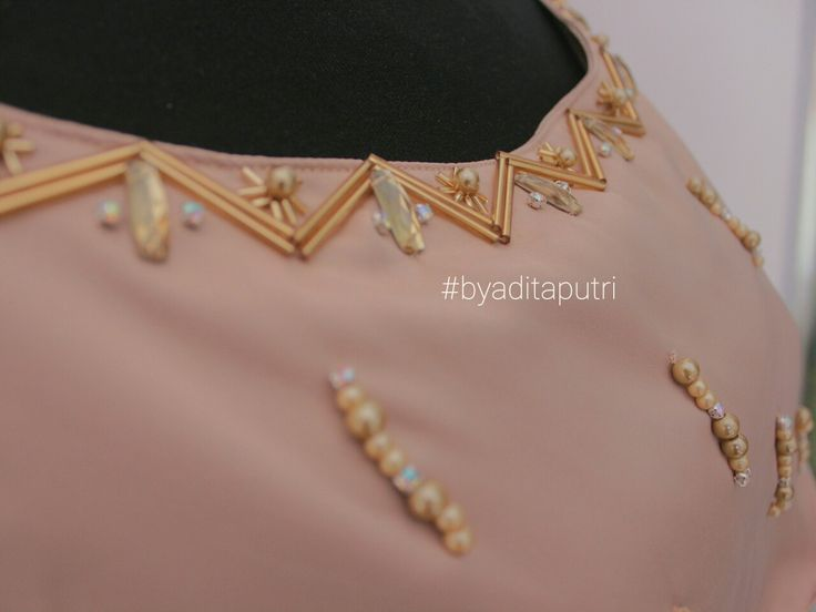 Detail embellishment beads