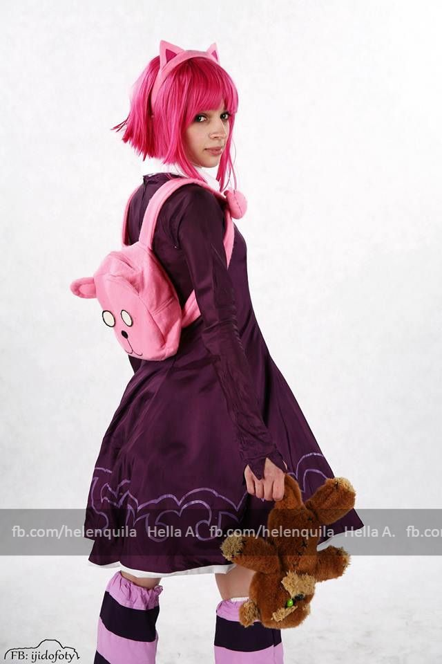 Annie's cosplay; FaceBook page : http://tiny.pl/gmn5p  Instagram -> @hella_a_oficiall #annie #leagueoflegends #league #legends #ligalegend #tibbers #riot #cosplay