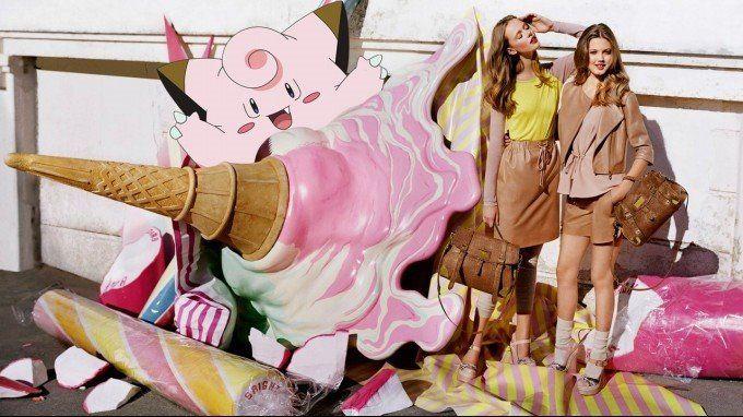 '포켓몬 고' 거센 광풍! 럭셔리 패션 브랜드도 '포켓몬' 열풍 : 네이버 포스트