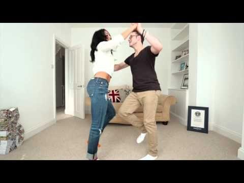 How To Dance: Jive - YouTube