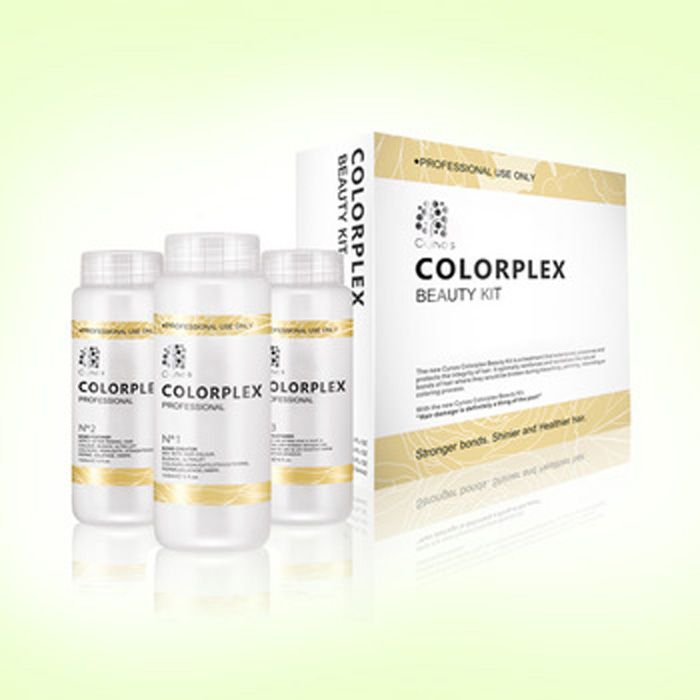 Colorplex Professional Hair Color Protector hair care use keratin Hair Treatment #Hair_Care, #Bleached
